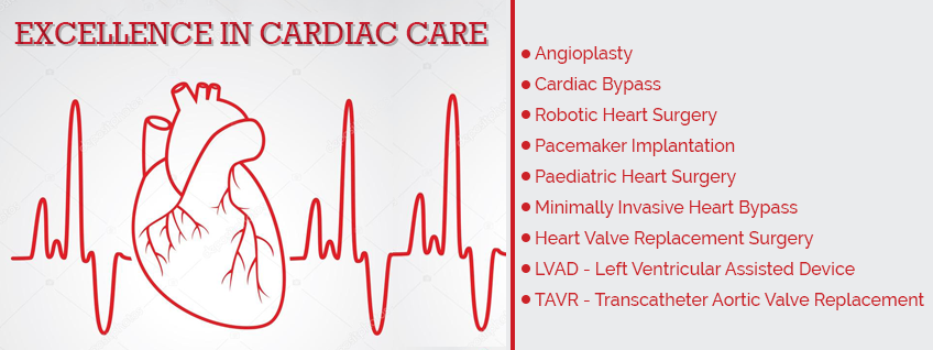 Best Heart Surgery Hospitals In India