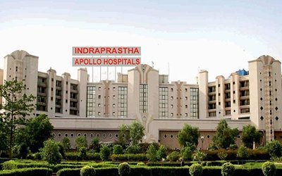 Indraprastha Apollo Hospital, New Delhi