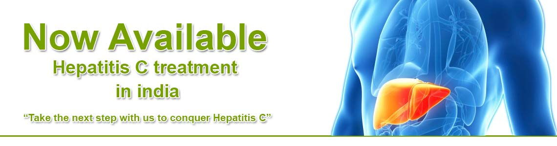 treatment of Hepatitis c in India