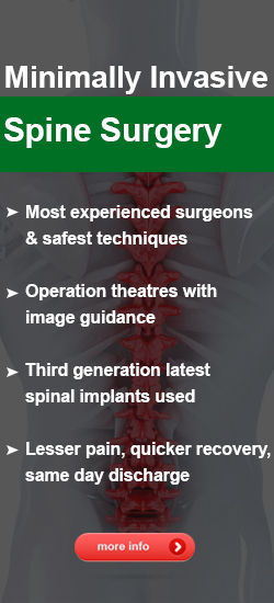 Read more about best spine surgery hospital in India